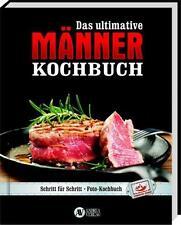 Buch - Das ultimative Männerkochbuch - Schritt für Schritt, Foto-Kochbuch