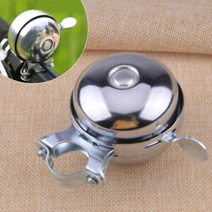 Cycle Push Ride Bike Loud Sound One Touch Bell Vintage Bicycle Handlebar