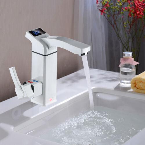 Durchlauferhitzer Sofortigerelektrische Wasserhahn Spültisch Badezimmer-Küche