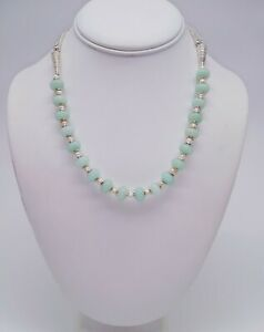 AMAZONITE-FRESHWATER-PEARL-NECKLACE-AND-EARRINGS-SET
