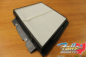 S L on Dodge Ram 3500 Cabin Air Filter