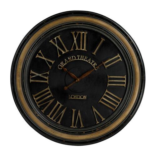 "Charlton Home Oversized Aguon 36/"" Wall Clock"