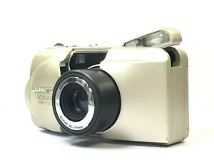 AS-IS-for-parts-Olympus-Super-Zoom-105G-35mm-Point-amp-Shoot-Film-Camera-JAPAN