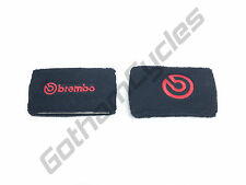 Ducati GENUINE Brembo Front Brake Reservoir Tank Fluid Sock Cuff Sweatband
