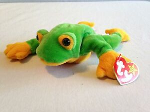 Image is loading SMOOCHY-Beanie-Babies-Baby-1997-Style-MINT-Tag- 77af67945d5