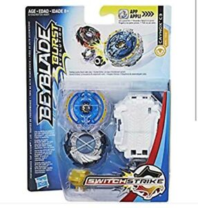 Beyblade-Burst-Evolution-SWITCHSTRIKE-Caynox-C3-Hasbro-Deep-Chaos-Bearing-Driver