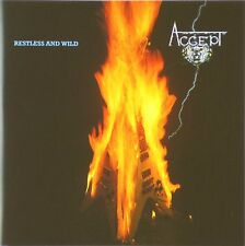 CD - Accept - Restless And Wild - A231