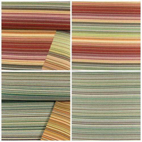 Gobelinstoff Streifen Polsterstoffe Möbelstoffe Preis für 0,5 Meter