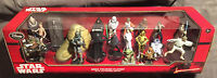 Disney Star Wars Mega Figure Play Set-sold Out- W/ Banned Slave Leia Mint