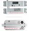 EXIT Drop Bolt Lock Door Access Control System 2PCS Wireless Remote Controls