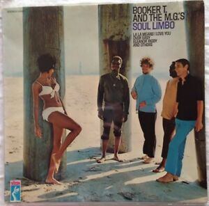BOOKER-T-amp-THE-M-G-039-S-unplayed-1969-12-034-Soul-Limbo-Original-STAX-2325001-Germany