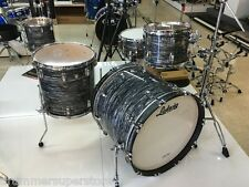 Ludwig Drums Classic Maple Vintage Black Oyster Pearl 3 Piece 22/12/16 PREORDER