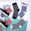 Hommes-Femmes-Hip-hop-coton-Streetwear-Skateboard-Nouveaute-Chaussettes-Unisexe-Plaid-Hosiery miniature 1