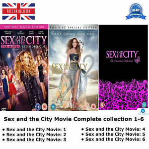 Sex and the city movie information