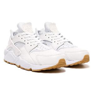 release date: a5c93 85ee1 Details about Nike Air Huarache Run PA Ostrich Mesh White Gum Supreme 8 7  Infared Retro
