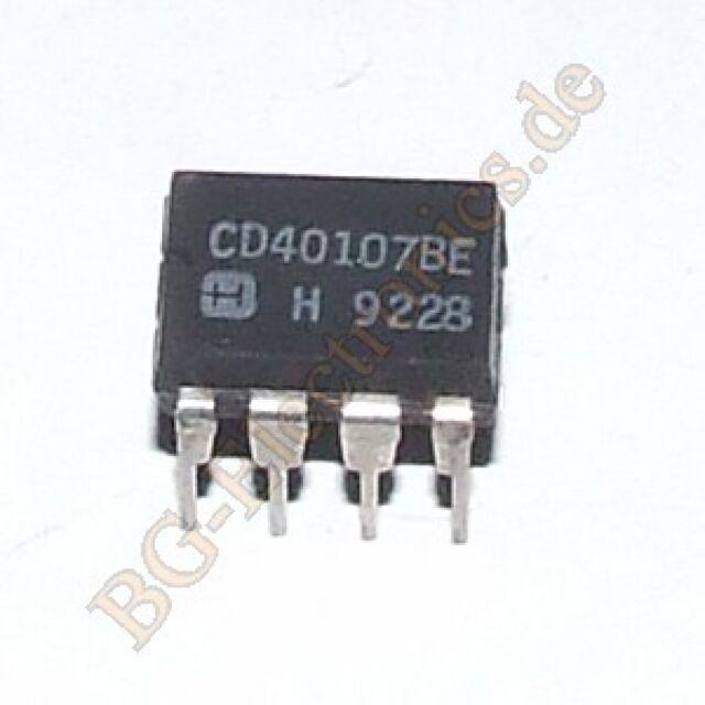 CD40107BE Cmos Dual Input Nand IC