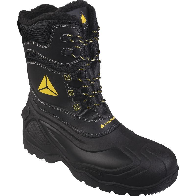 Delta Eskimo Impermeable Térmico Lana Forrada Plus Invierno botas de seguridad compuesto