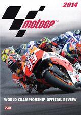 MotoGP Bike World Championship - Official review 2014 (New DVD)
