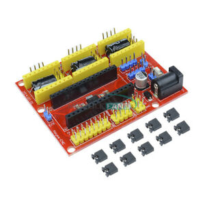 CNC-V4-Shield-Engraving-Machine-Stepper-Motor-Driver-for-Arduino-GRBL-Compatible