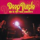 Mk III: The Final Concerts by Deep Purple (CD, Aug-2011, 2 Discs, Eagle Rock (USA))
