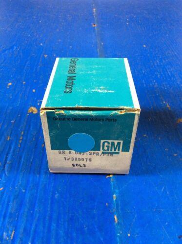 GM 325075 Drum Brake Hardware Kit