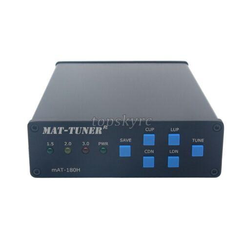 mAT-180H HF Auto-tuner 120W AUTO TUNER Auto Antenna 3M-54MHz Ham Radio For ICOM