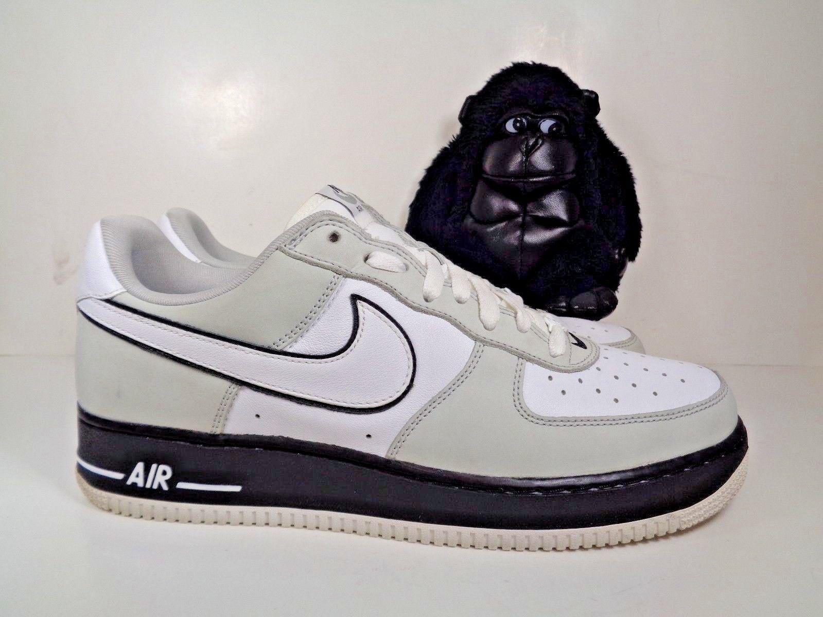 7f3ec401af Mens Nike Air Force 1 Neutral shoes size 11 US 2005 Grey 306353-912 ...