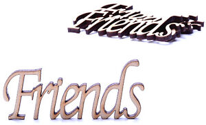 Wooden-MDF-Friends-Word-Script-for-Family-Tree-Crafts-Pack-of-5