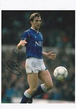 GARY STEVENS EVERTON 1981-1988 ORIGINAL HAND SIGNED PHOTOGRAPH