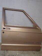 RH PASSENGER Side FRONT Door Shell 4 door Jeep Cherokee XJ 1997-2001 Gold