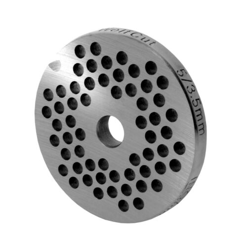Perforated Disc Set for Mincer Sizes 5//3,5mm 10mm