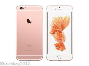 APPLE-IPHONE-6S-64GB-ROSE-GOLD-GRADO-A-PARI-AL-NUOVO-ACCESSORI-E-GARANZIA