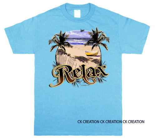 Relax Funny Joke Humor Graphic T shirt