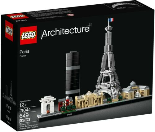 Paris Lego Architecture NEUF Scellé 21044
