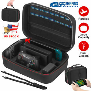 Carry Case Hard Shell Storage Travel Bag Cover for Nintendo Switch Accessories