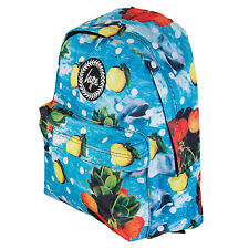 New Hype Animals Dolphin Fruits Backpack Animal Fish Large Bag Rucksack School