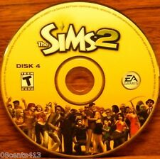 **Replacement** EA Games: The Sims 2 (PC Game) **Disc 4 Only**