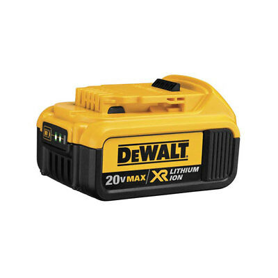DEWALT DCB204 20-Volt MAX XR Li-Ion 4.0 Ah Battery