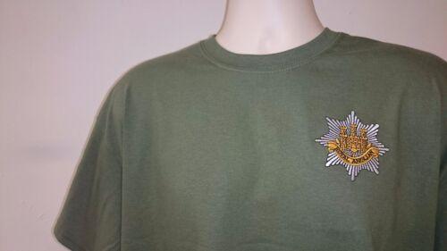 BRITISH ARMY ROYAL ANGLIAN REGIMENT T-SHIRT
