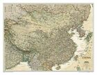China Executive, Tubed: Wall Maps Countries & Regions by National Geographic Maps (Sheet map, rolled, 2012)