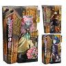 Mattel Monster High CHW61 Mouscedes CHW62 Luna Moth und CHW63 Elle Edee Puppe