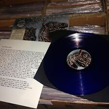 Neil Young & Crazy Horse Crazy Moon BLUE VINYL LP Record! lost zuma songs NEW!!!
