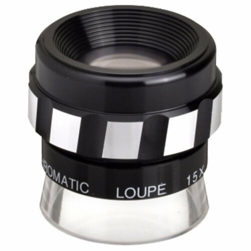 HAKUBA FA Loupe 15X KLUA02 HighQuality Magnifying Glass from Japan FS