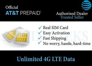 AT-amp-T-SIM-Card-with-Plan-Prepaid-Unlimited-4G-LTE-Choose-a-Rate-Plan