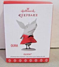 2017 Hallmark Keepsake Ornament Olivia