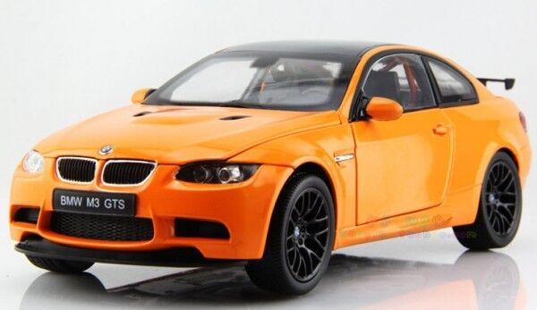 KDW BMW m3 GTS Orange 1 18