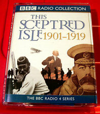 This Sceptred Isle 1901-1919 2-Tape Audio Anna Massey/Robert Powell Historical