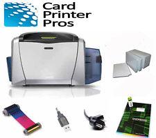 Fargo DTC400 Color ID Color Card Printer (60-Day Warranty)