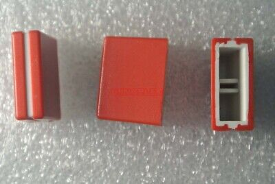 Slide Pot Cap mixer fader Cap Console Knob 4mm for PIONEER DJM-800 x5pcs