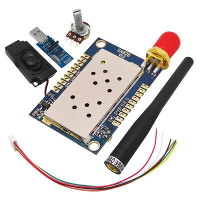 SA818 VHF Very High Frequency 1W Wireless Walkie-talkie Module Intercom Module